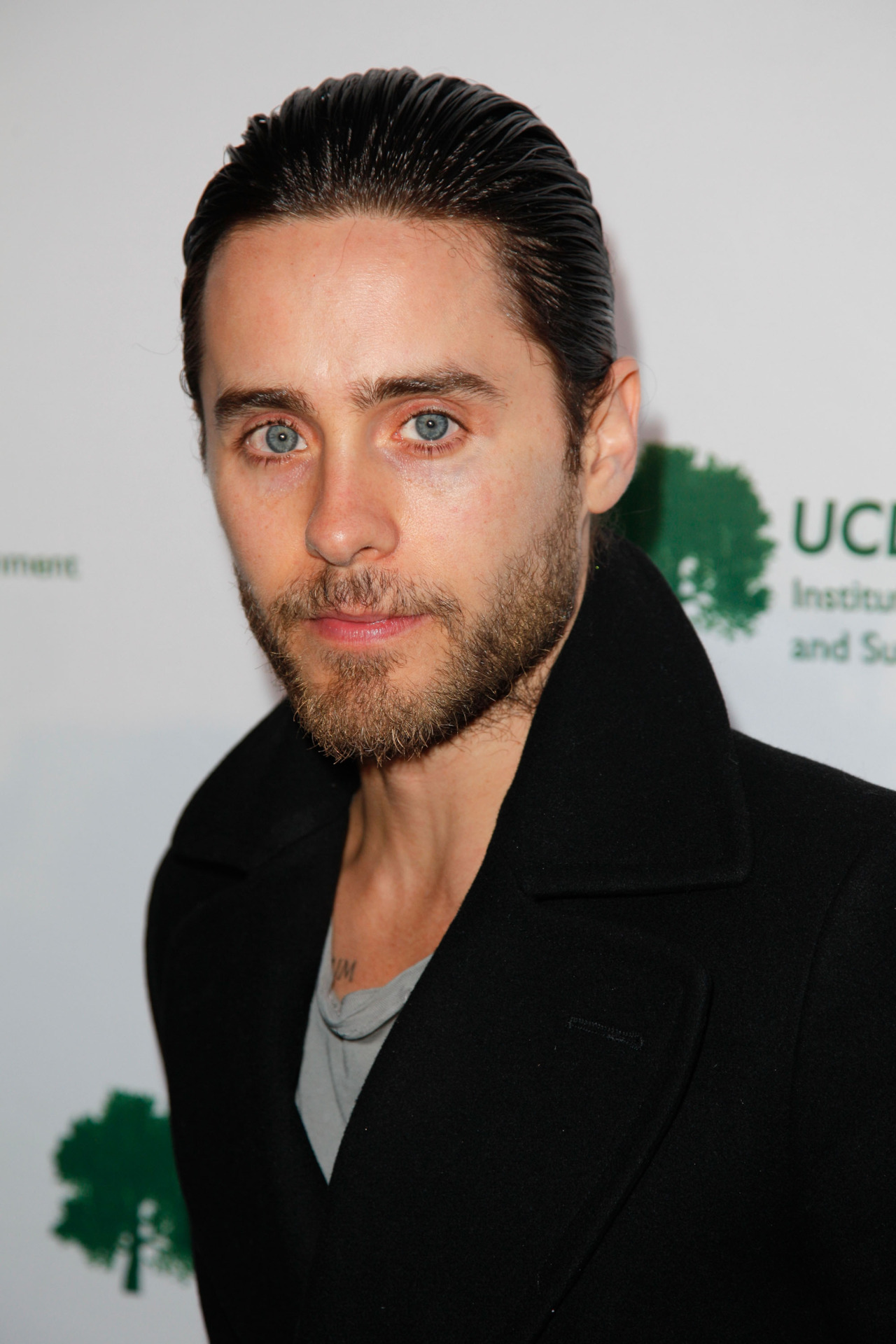 Jared Leto For Nylon Guys: Jared Leto At The UCLA Institute Of The Environment And