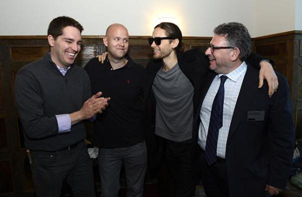 Jared Leto at Founders Forum 2013 Innovation_forum_-_22_0
