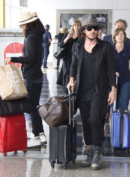 Jared Leto & His Band Land In D.C.