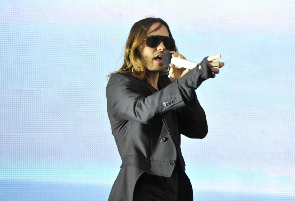 30 Seconds To Mars Performs In Stockholm